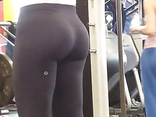 Amateur ass gooooooddddd - gym