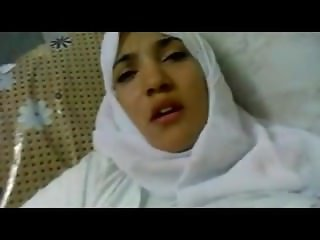 Wonderful Egyptian arabic hijab girl fucked in hospital -