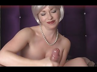 Mature Woman Handjob