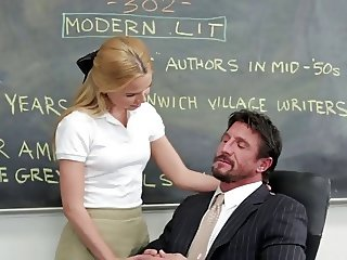 SCHOOLGIRL ALINA WEST