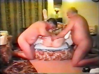 Mature guys fucking wife