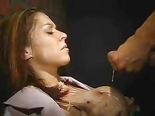 Sexy Busty Bachelorette Fucks The Huge Cock