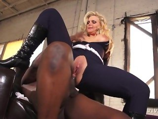 Phoenix Marie- And big black dick