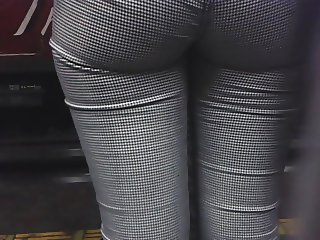 Nice ass on the metro - CDMX