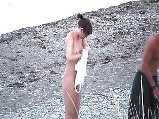Nudist small tits
