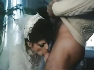 Vintage - Bride To Be Gets Fucked