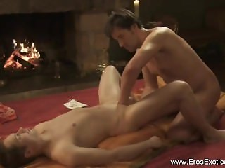 Prostate Exam Massage