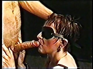 a blowjob in gratitude for pussywhipping and fisting
