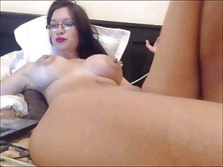 big puffy nipples with milk
