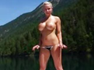 Busty Blonde get fucked on boat IM2611