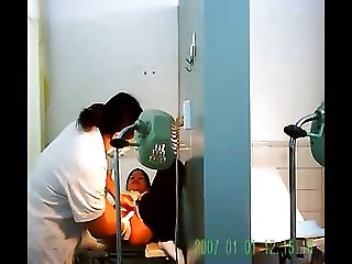 Chinese Gyn Exams