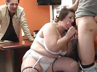 Hot Chubby italian Mature - Anal Fuck