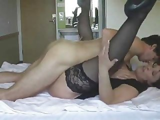 Milf at the hotel