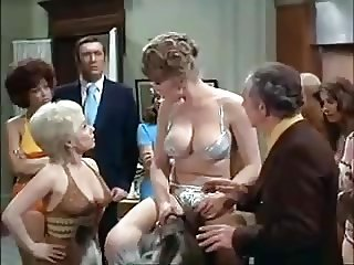 Margaret Nolan & Barbara Windsor- Catfight