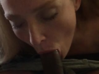 Step Mom seduces sons cock deep throat & swallowing his Huge Load