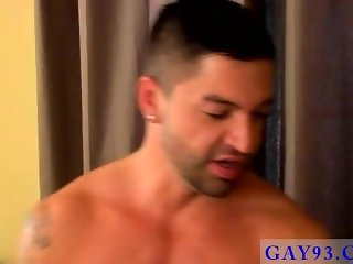 Gay clothed fuck movies Master Dominic Owns Ian