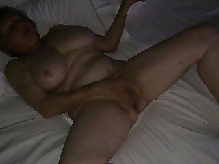 Watching Mom Masturbate to Hotel Porn by MarieRocks