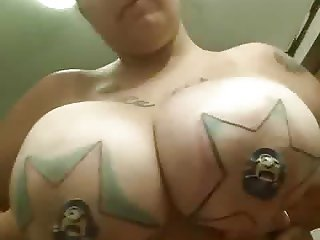 milky white tits