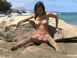 Agnes B[Agnes Mirai] - Bikini Pleasure[Brunette]