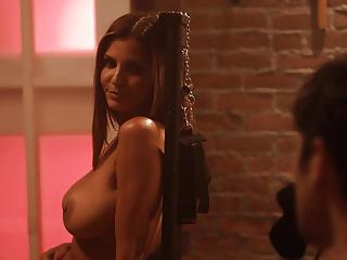 charisma carpenter (Buffy) Bound Film Clip