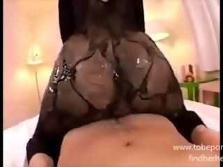 Oiled and with Lingerie asian masturbating tobeporn.com