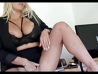 Sexy Secretary Humiliation