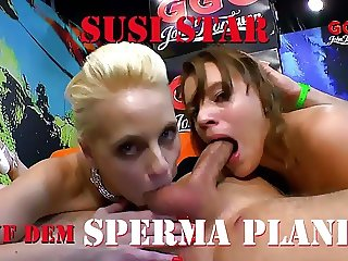 Susi Star on the sperm Planet