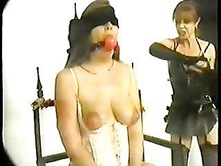 Slave tit milking