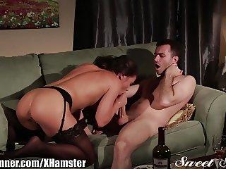 SweetSinner Adriana and James Passionate and Erotic