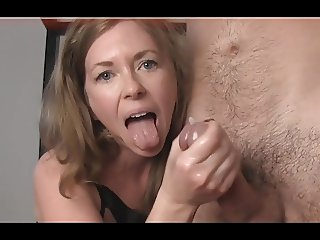 Cum Drenched Cuckold