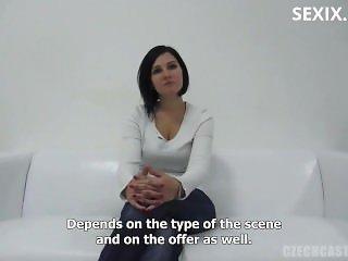sexix.net - 8284-czechcasting czechav ep 1 100 part 1 czech castings with english subtitles 2011