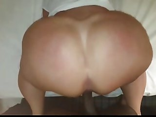 Uge BBW Ass gets Hot doggystyle with BBC.