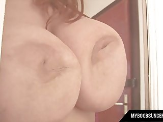 Terry Nova Interview With Busty Star When She Showing Tits