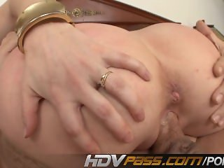 Hot Cougar Rayveness Rammed Doggystyle And Gets Cum On Tits