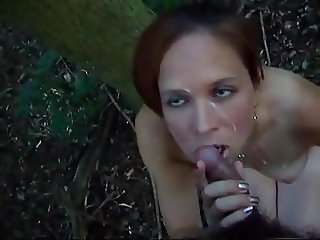 another bitch in the forest