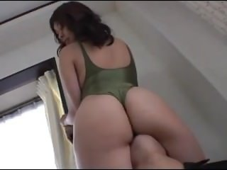Asian Woman - Mixed Wrestling, Smothering, and Grinding