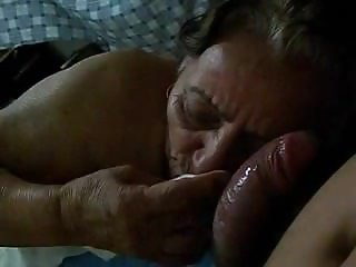 Getting a blowjob from grandma from EpikGranny.com