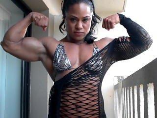 Kashma Maharaj - Fishnet Muscle
