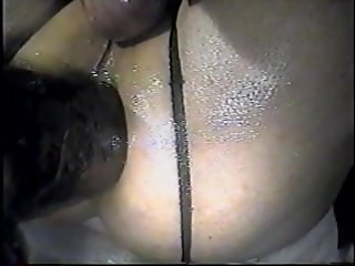 Bigger black cock anal machine pounding my asshole