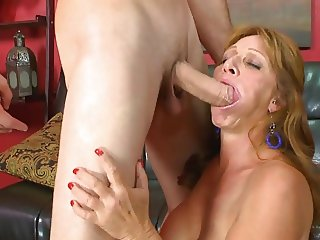 YOUNG MEAT FOR HORNY GRANNY#8 -B$R