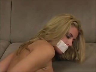 randy moore and emily addison - busty coed tape gagged