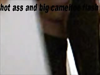 big cameltoe and zwollen clit wait for my cock