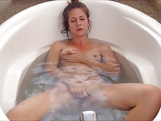 A BIT OF BATHING, A LOT OF MASTURBATING