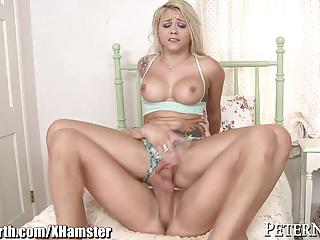 Teen Marsha May Fucked Hard in Sisters Bedroom