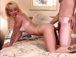 Bedroom Blonde Fuck