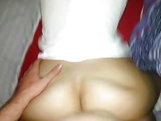 Fucking my girlfriend doggystyle - PLEASE COMMENT FOR HER