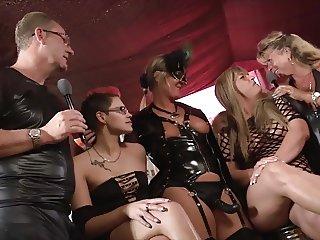 MAGMA FILM Kinky Fisting Lesbian Swingers