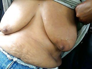 Bomb head granny tits