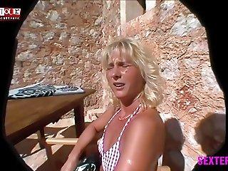 Gefesselt auf Mallorca - Hidden Cam