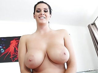 Interview with busty hottie Alison Tyler